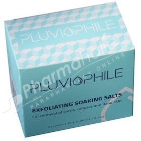 Pluviophile Exfoliating Soaking Salts