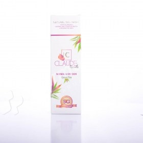 Claude Natural Gel Wash Normal & Dry Skin