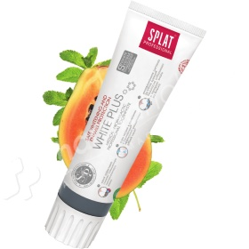 Splat Professional White Plus Toothpaste