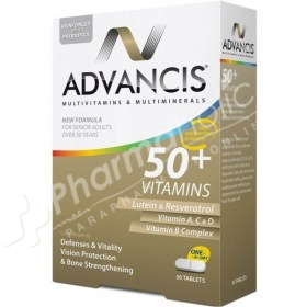 Advancis 50+ Vitamins
