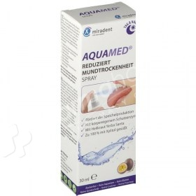 Miradent Aquamed Dry Mouth Spray
