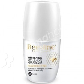 Beesline Whitening Roll-On Deodorant Fragrance Free