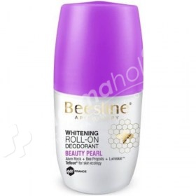 Beesline Whitening Roll-On Deodorant Beauty Pearl