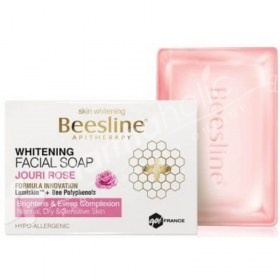 Beesline Whitening Facial Soap Jouri Rose