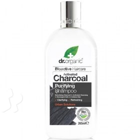 Dr.Organic Activated Charcoal Purifying Shampoo