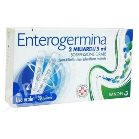 Enterogermina 2 billion/vial