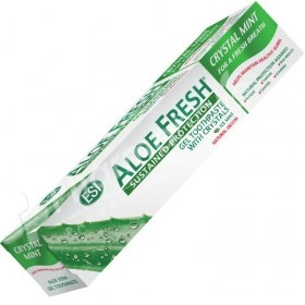 ESI Aloe Fresh Gel Toothpaste Crystal Mint