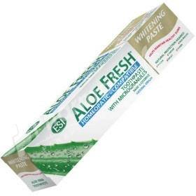 ESI Aloe Fresh Gel Toothpaste Whitening Paste
