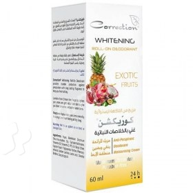 Correction Herbal Whitening Roll-On Deodorant Exotic Fruits
