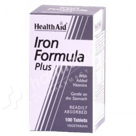 HealthAid Iron Formula Plus