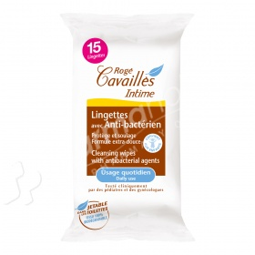 Rogé Cavaillès Intime Anti-Bacterial Wipes