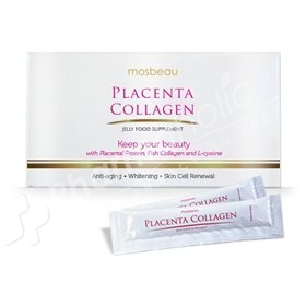 Mosbeau placenta jelly food supplement