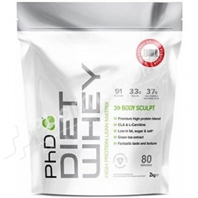PhD Diet Whey  Strawberry Delight Flavor