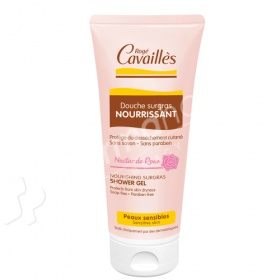 Rogé Cavaillès Extra-Gentle Shower Gel Rose Nectar