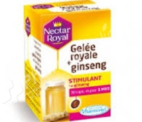 Nectar Royal - Royal Jelly + Ginseng