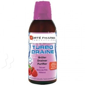 Forté Pharma Turbo Drain Raspberry