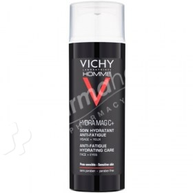 Vichy Homme Hydra Mag C+ Anti-Fatigue Hydrating Care